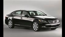 Lexus LS 600h: l'ibrido di lusso