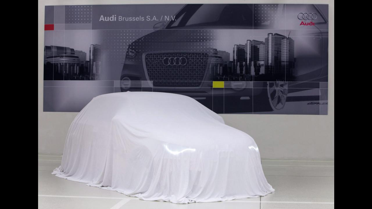 Audi A1: uno sguardo alla produzione