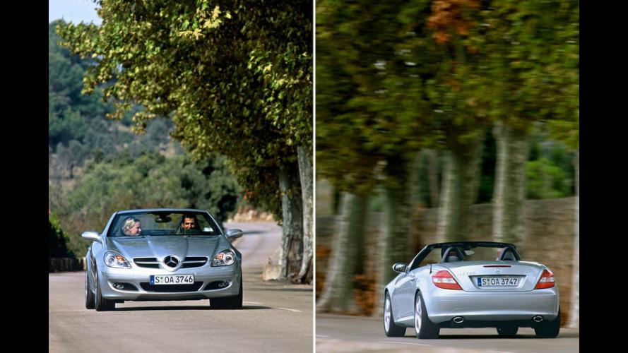Mercedes SLK Chrome e Sport