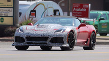 2018 Chevrolet Corvette ZR1 spy photo