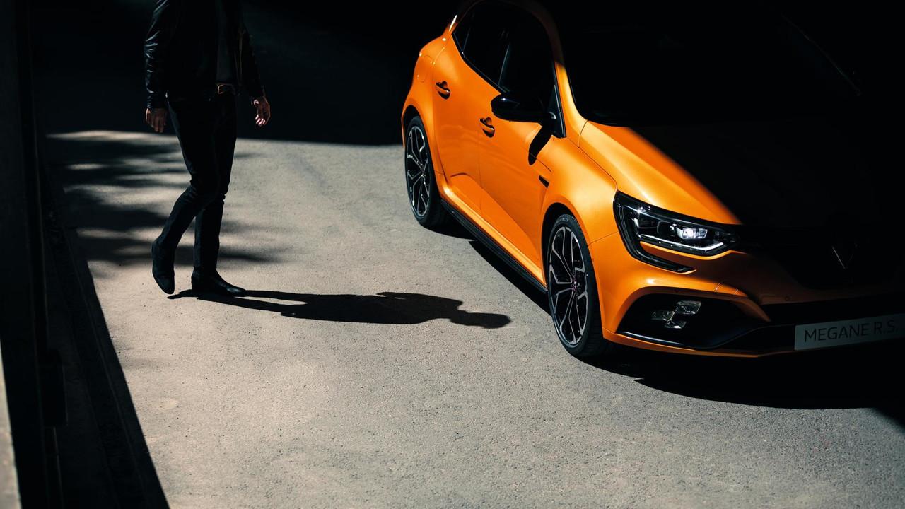 2017 Renault Megane RS tanıtıldı