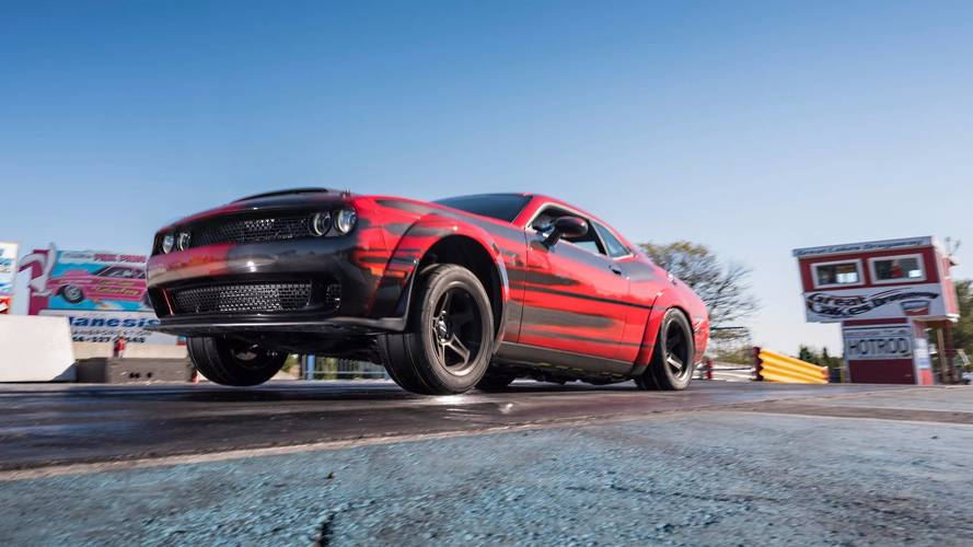 SpeedKore Dodge Demon 2017