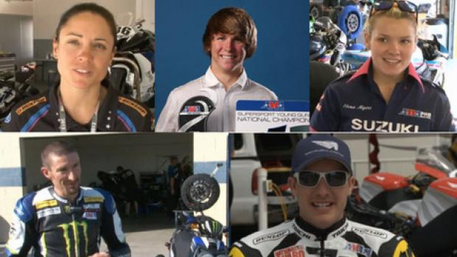 Road Warriors 2012: I cinque dell'AMA Pro Road Racing