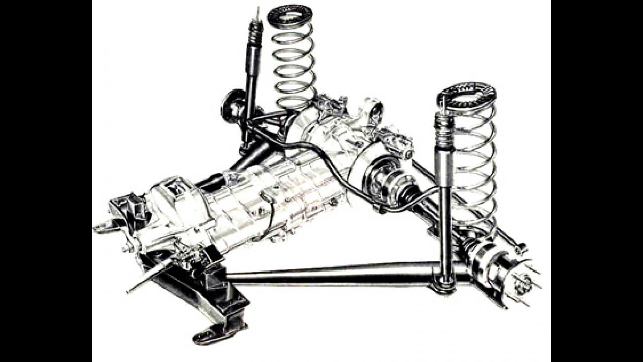 Scatola cambio posteriore Alfa Romeo