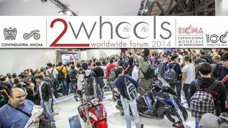 Worldwide 2 Wheels Forum: a Milano il 29 Aprile