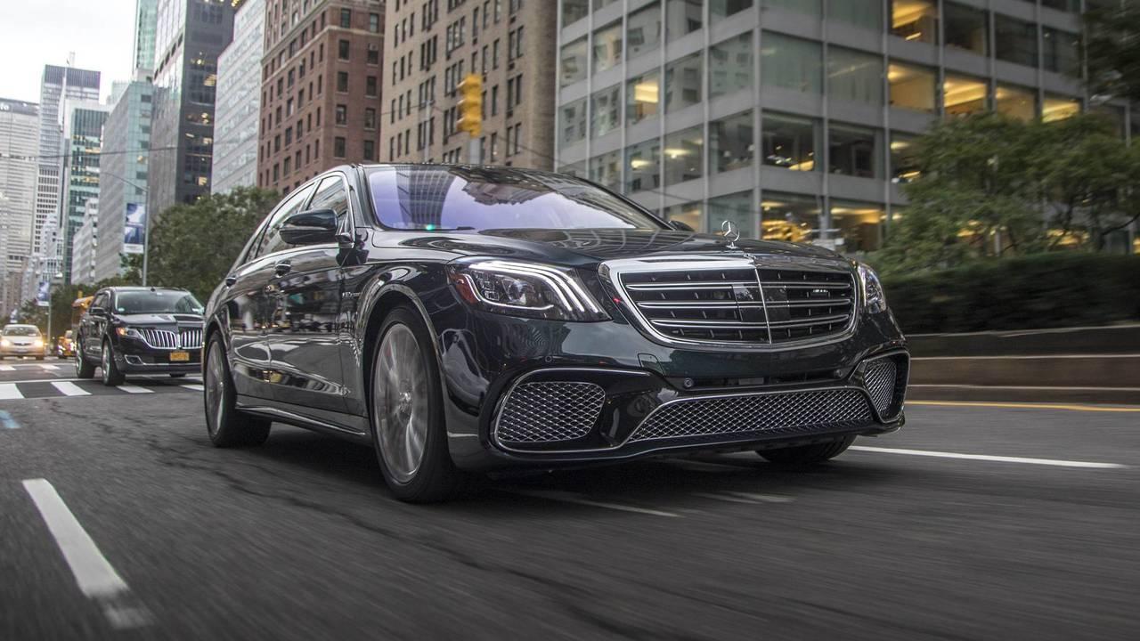 Mercedes-AMG S65 2018