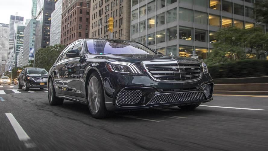 Mercedes S65 Final Edition será o último com motor 6.0 V12
