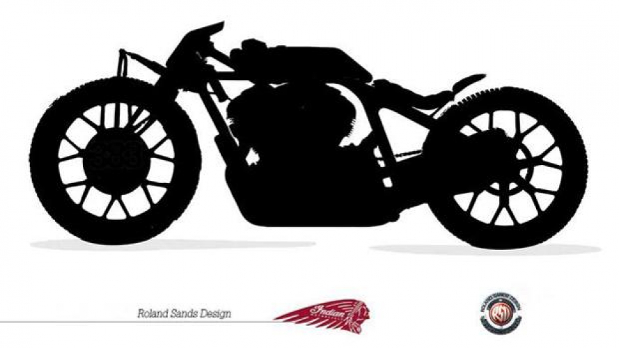 Roland Sands Design Indian Custom