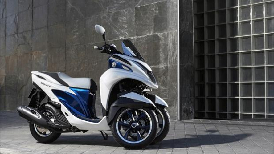 Yamaha Concept Tricity