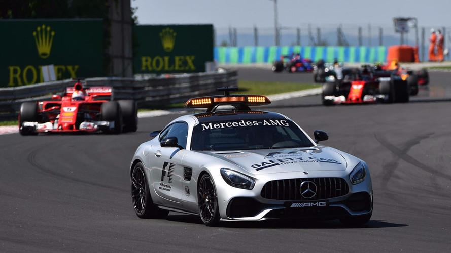 Formule 1 - Et si le Safety car devenait une voiture autonome ?