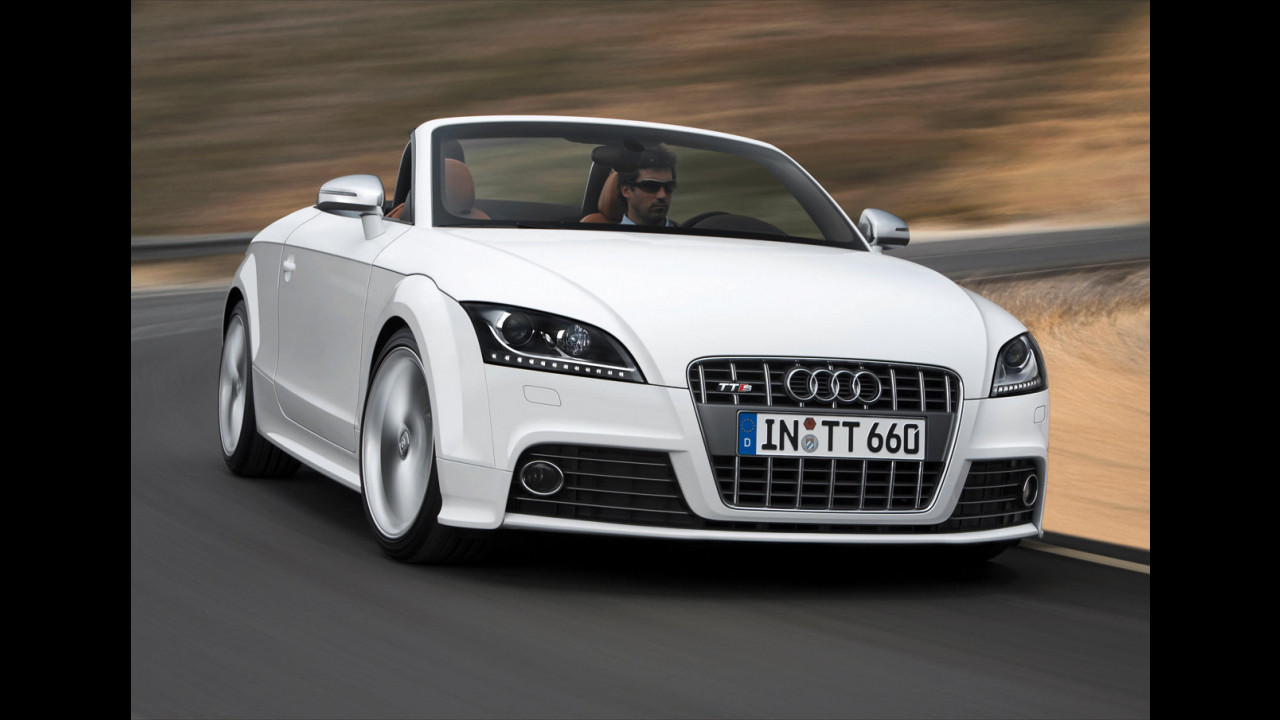 Audi TTS Roadster 2010