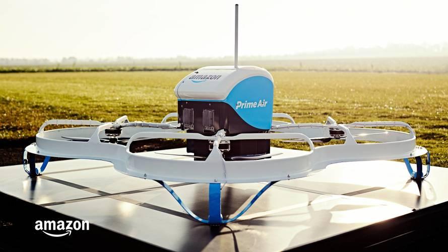 Des drones pour recharger les voitures électriques !