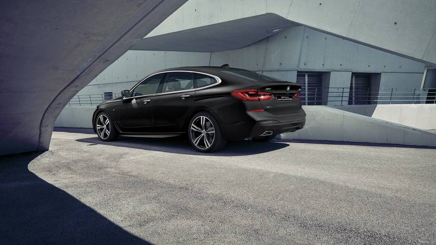 BMW 6 Series Gran Turismo Debut Edition