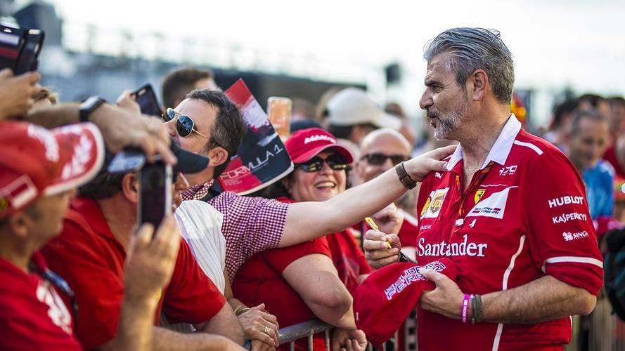 Ferrari officialise le départ d'Arrivabene