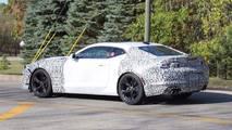 2019 Chevrolet Camaro Spy Photo