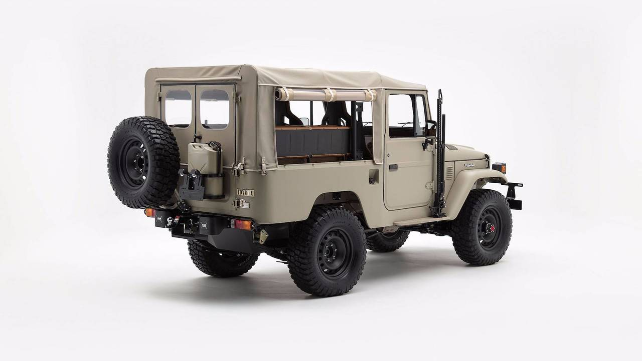 Toyota Land Cruiser FJ43 Signature
