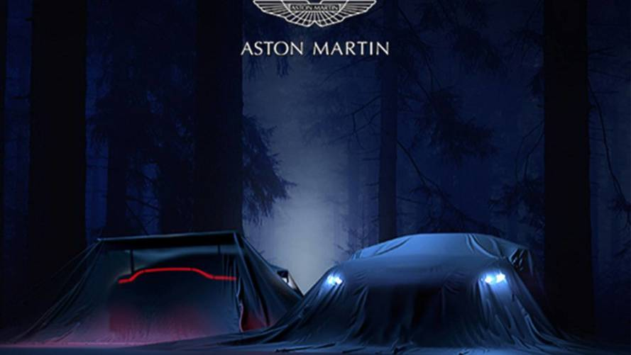 Aston Martin Vantage Dazzles Us With Its Headlights In New Teaser