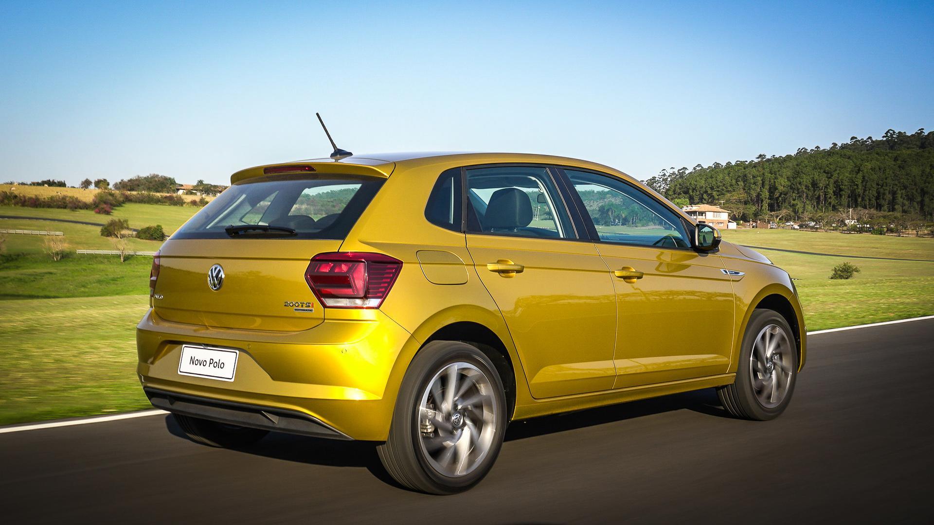 830fb69c30 Volkswagen Polo brasileiro chegará a 29 mercados da América Latina
