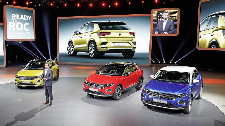 """""""Salões do Automóvel estão mortos"""", revela chefão da Volkswagen"""