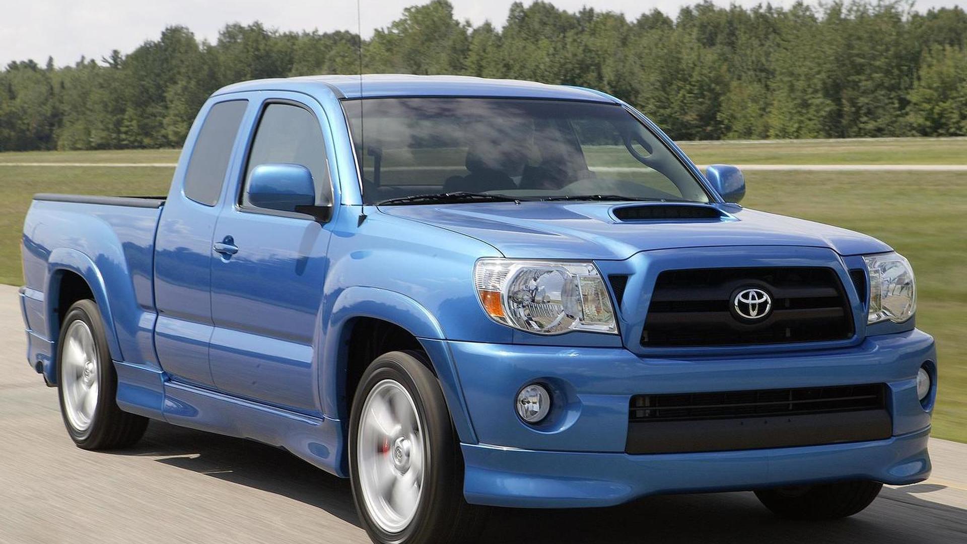Toyota Tacoma X Runner Axed