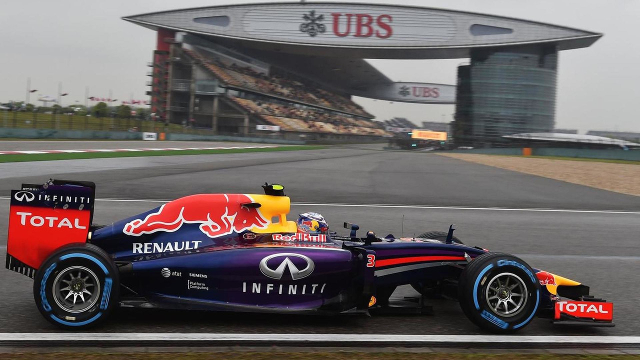 Daniel Ricciardo (AUS), 19.04.2014, Chinese Grand Prix, Shanghai, China, Practice Day / XPB