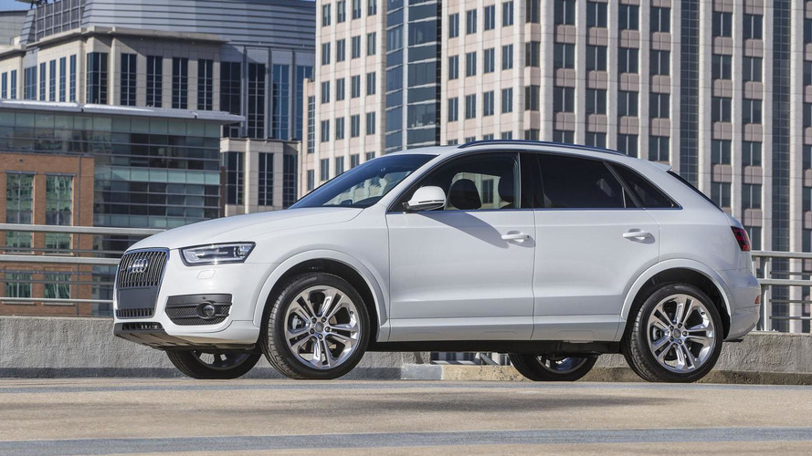 2015 Audi Q3 confirmed for the United States, will be shown in Detroit