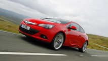 2014 Vauxhall Astra GTC with 200 HP 1.6 Ecotec engine
