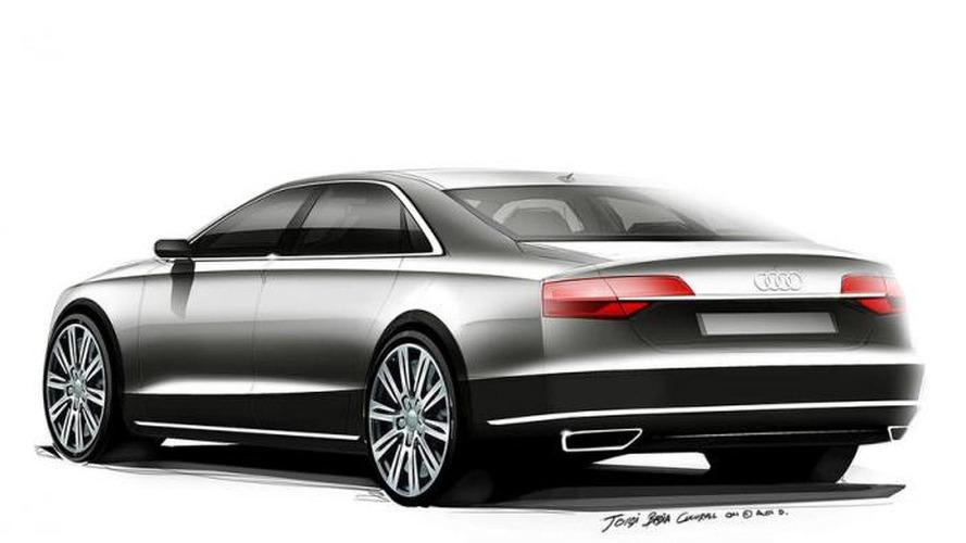 2014 Audi A8 pricing announced (UK)