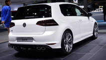 Volkswagen Golf R live in Frankfurt 11.9.2013