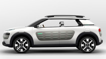 Citroen Cactus concept leaked photo 04.9.2013