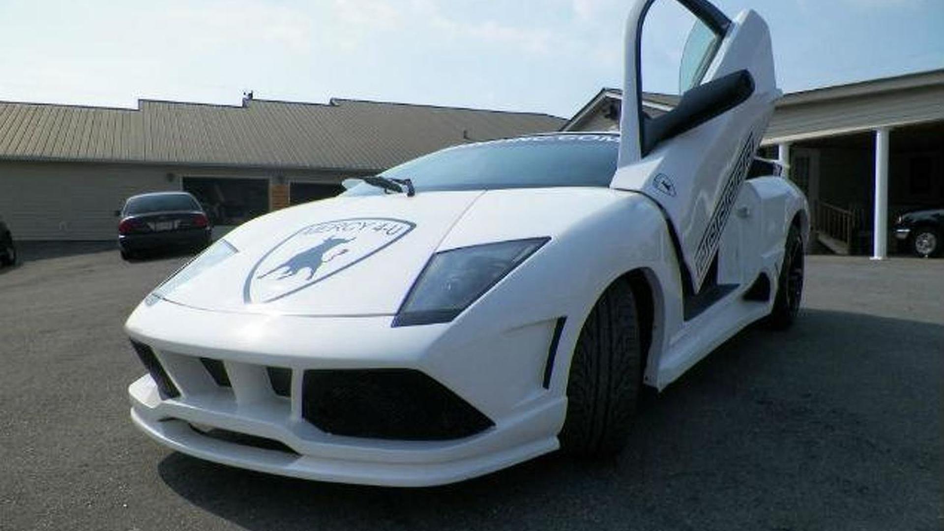 Lamborghini Sues Kit Car Company For Making Murcielago Replicas Video
