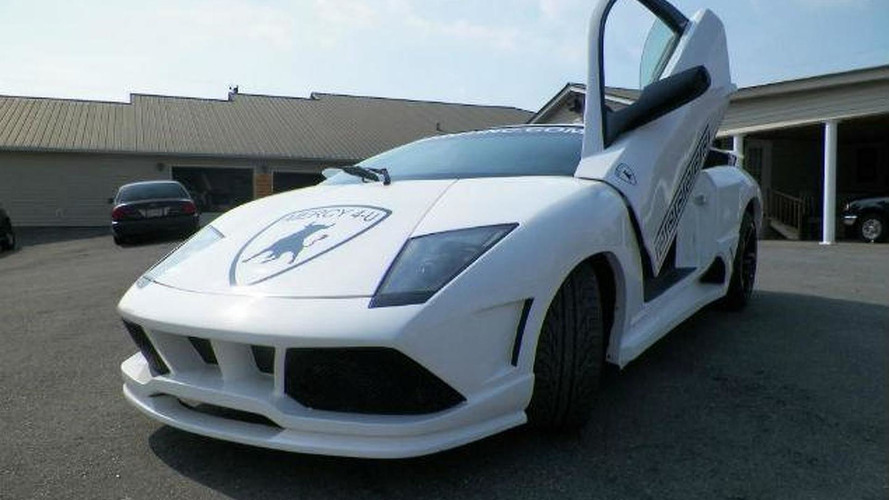 Lamborghini sues kit-car company for making Murcielago replicas [video]