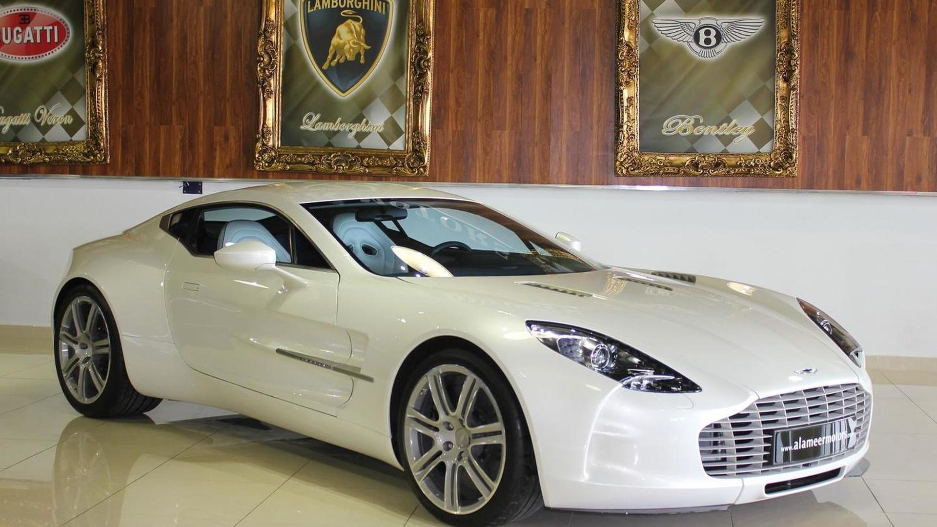 Aston Martin One-77 For Sale >> Brand New Aston Martin One 77 On Sale For 2 Million