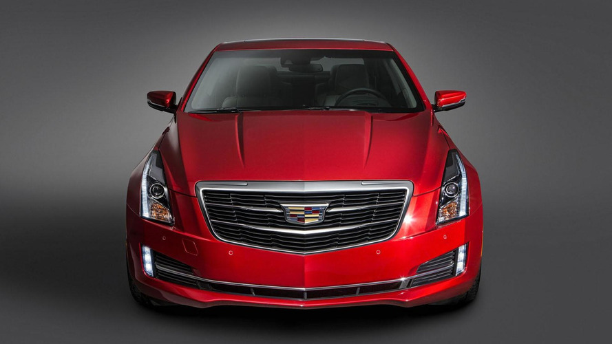 2015 Cadillac ATS sedan to get a minor facelift