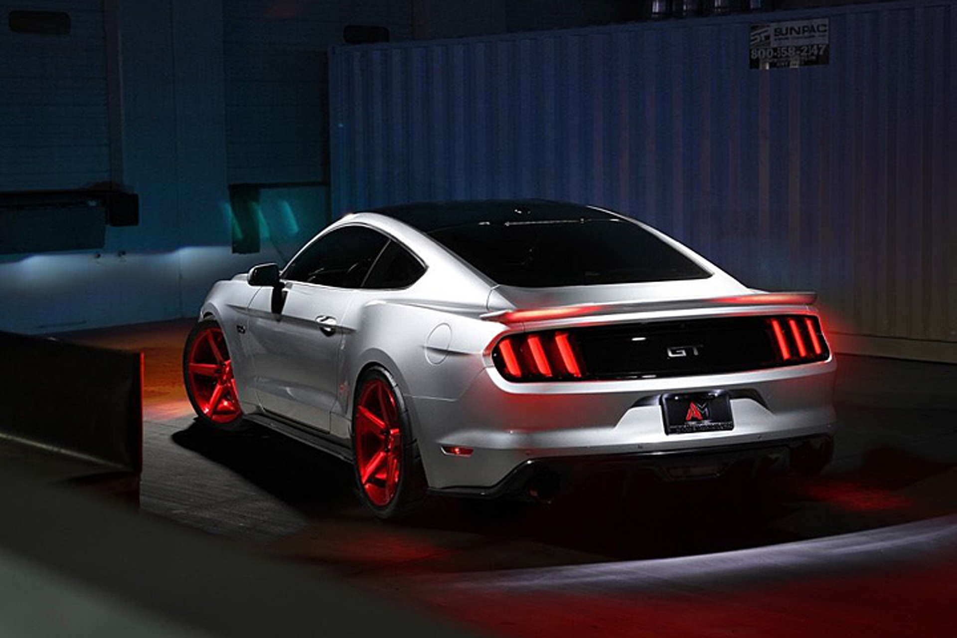 This 700hp sema ford mustang needs a new home motor1 com photos
