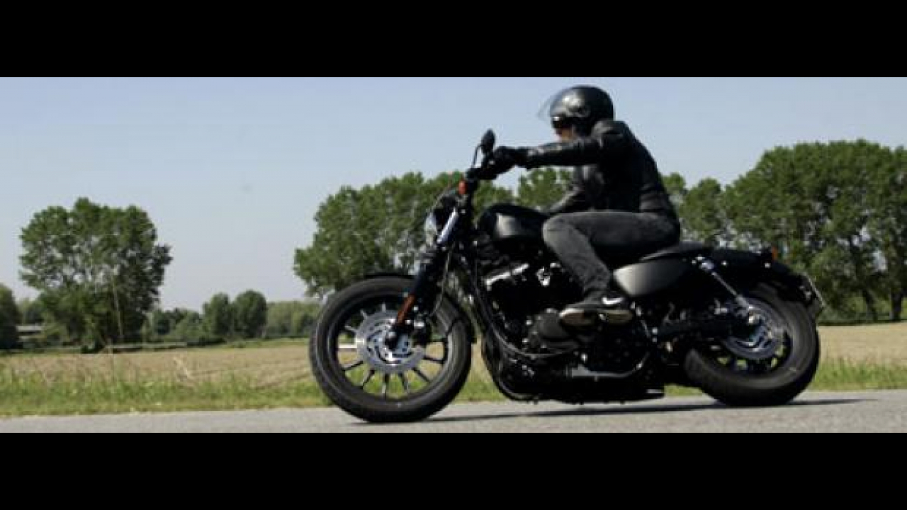 Harley Davidson 883 Iron - TEST