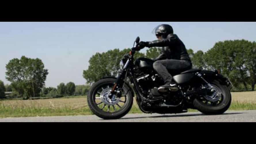 Harley Davidson 883 Iron - TEST