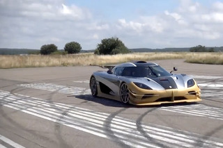 What It's Like to Ride in a Koenigsegg One:1 [Video]