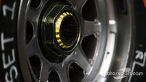 Pirelli tyre and wheel nut