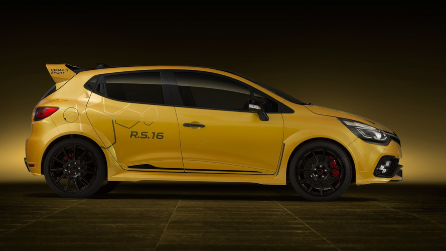 Renault Could Cram The Megane RS' Engine Into The Next Clio RS