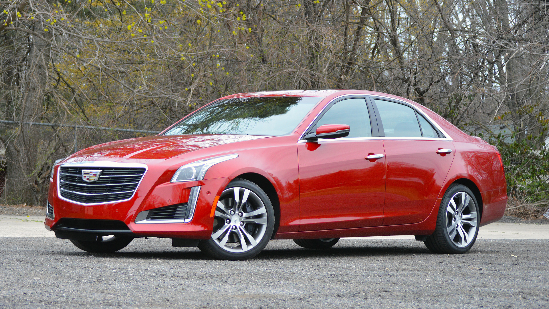 Review 2016 Cadillac Cts Vsport
