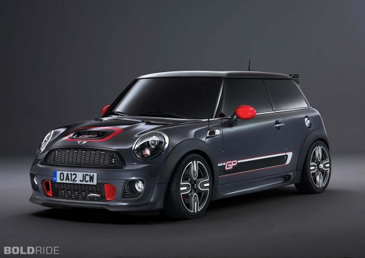 2013 Mini John Cooper Works GP Pricing Announced