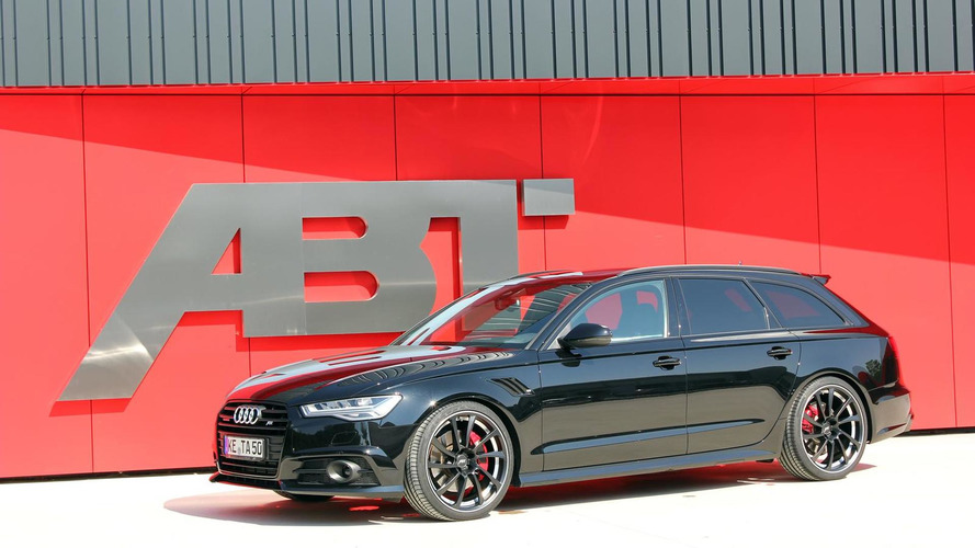 ABT introduces several power packages for the Audi A6 facelift