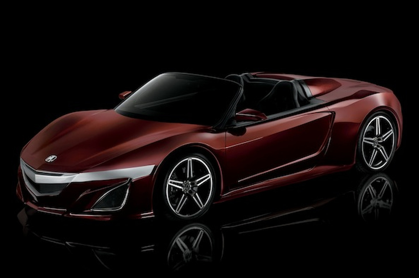 Acura NSX Roadster