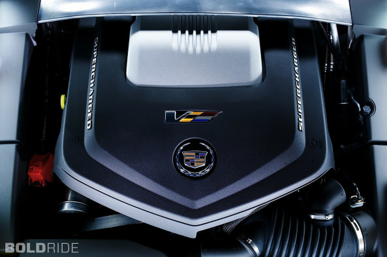 Next-Gen Cadillac CTS-V To Crank Out 600HP