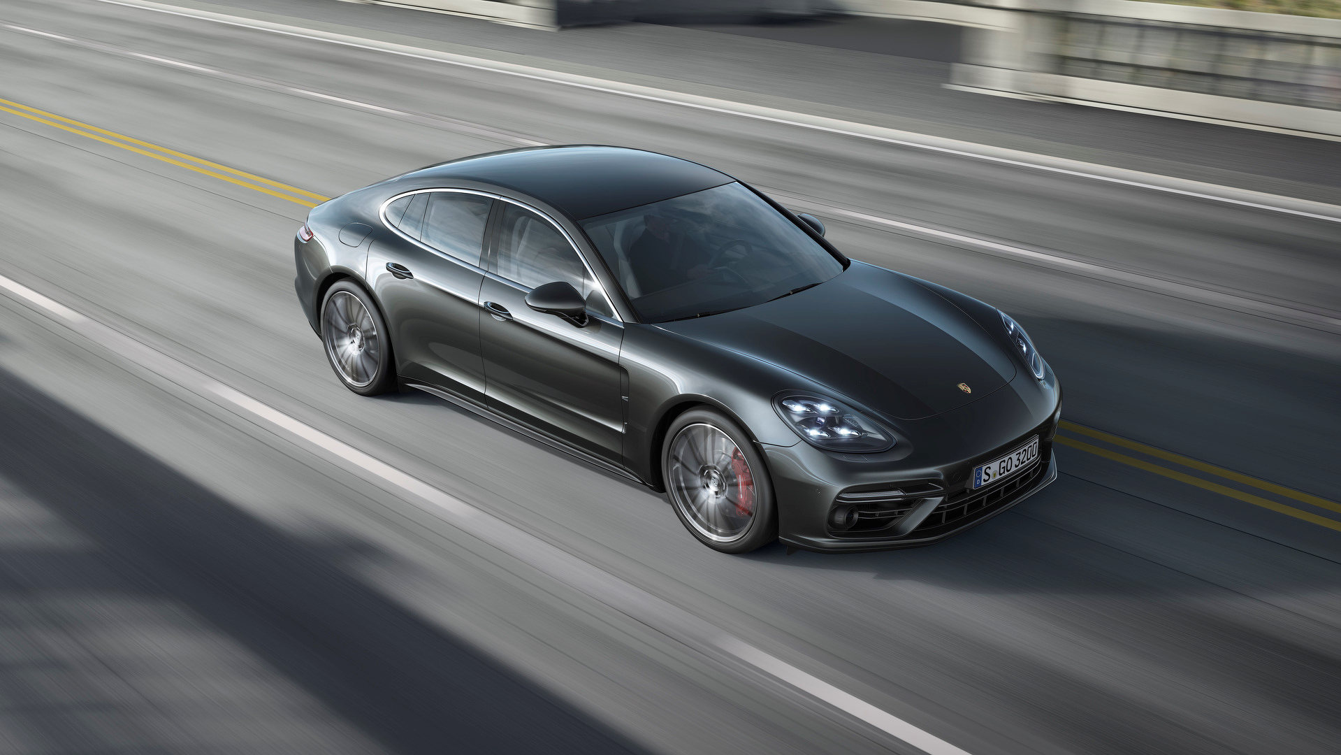 Audi and Bentley will get all,new Porsche V8