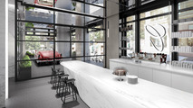 Cadillac House coffee shop