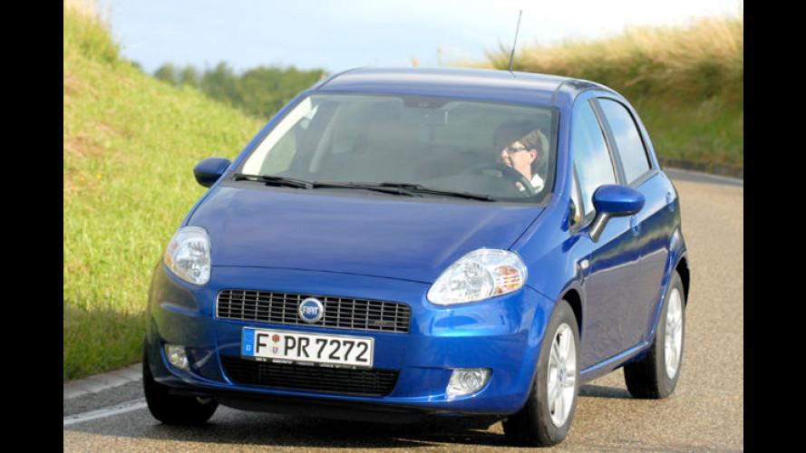 Fiat Grande Punto Feel: Große Gefühle zum günstigen Preis