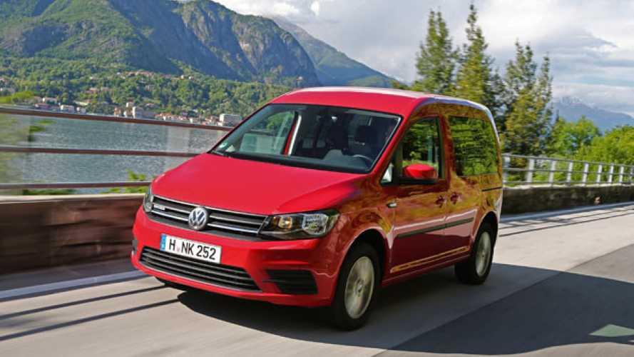 Volkswagen Caddy TGI, con il DSG è gasato