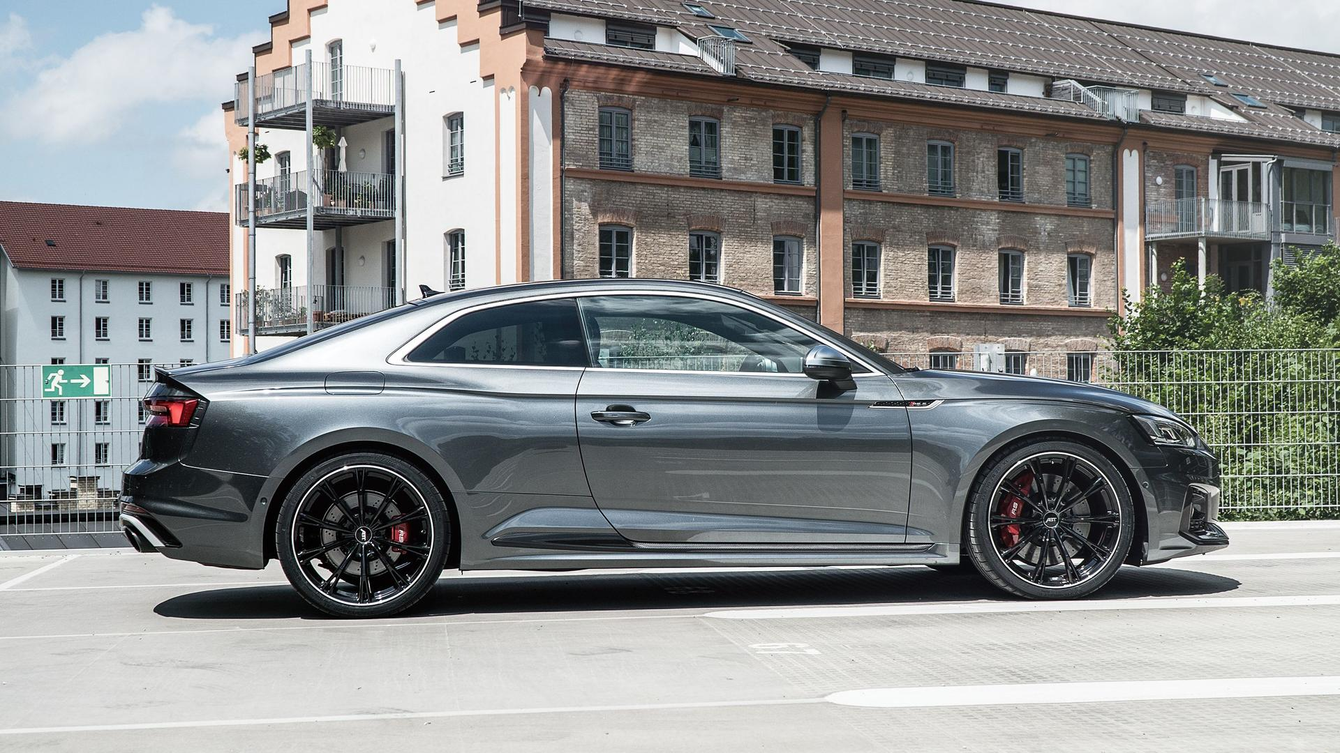 Audi RS Coupe Already Available With Abt Power Upgrade - Audi rs5 2018